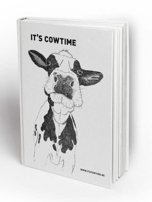 Vegan Drucken, It's Cowtime Kalender