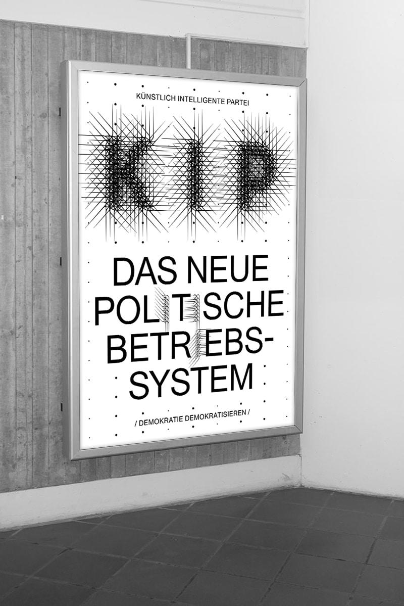 Kommunikationsdesign KI-Projekte fiktive