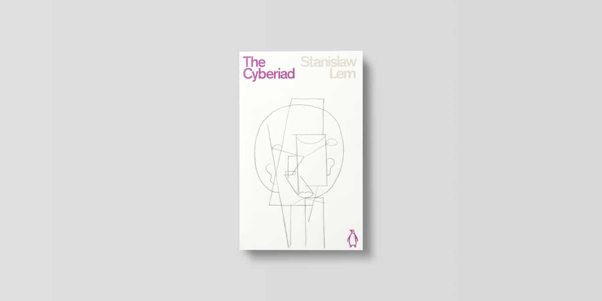 Penguin Science Fiction Classics Cover The Cyberiad