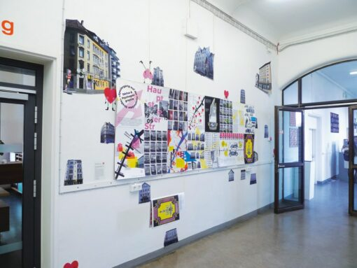Nachwuchs Katja-Lisette Seger Merz Akademie Stuttgart