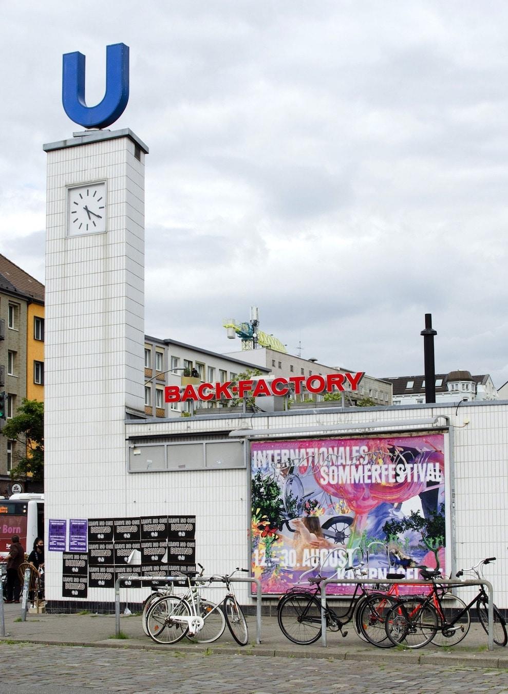 Plakat Theaterfestival 3D-Design