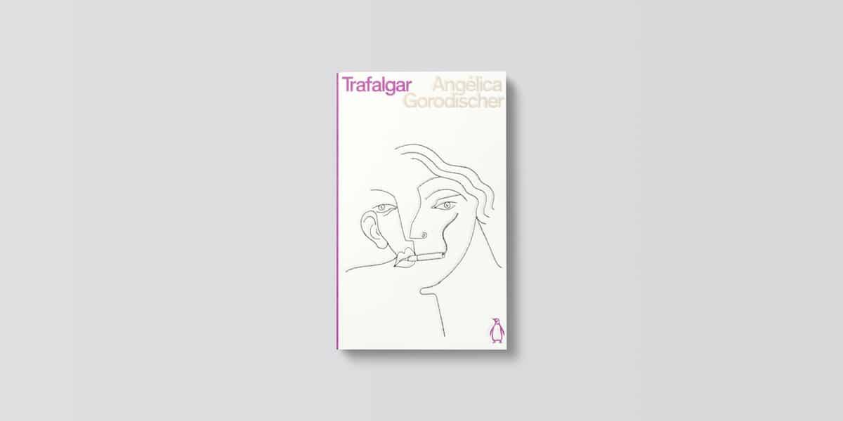 Penguin Science Fiction Classics Cover Trafalgar