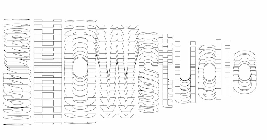 Animiertes Logo Showstudio Dirk Koy