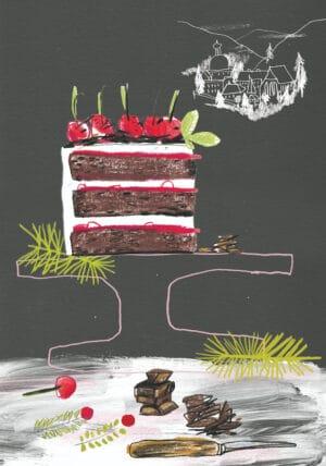 Schönes Kochbuch deutsche Küche regional Schwarzwald