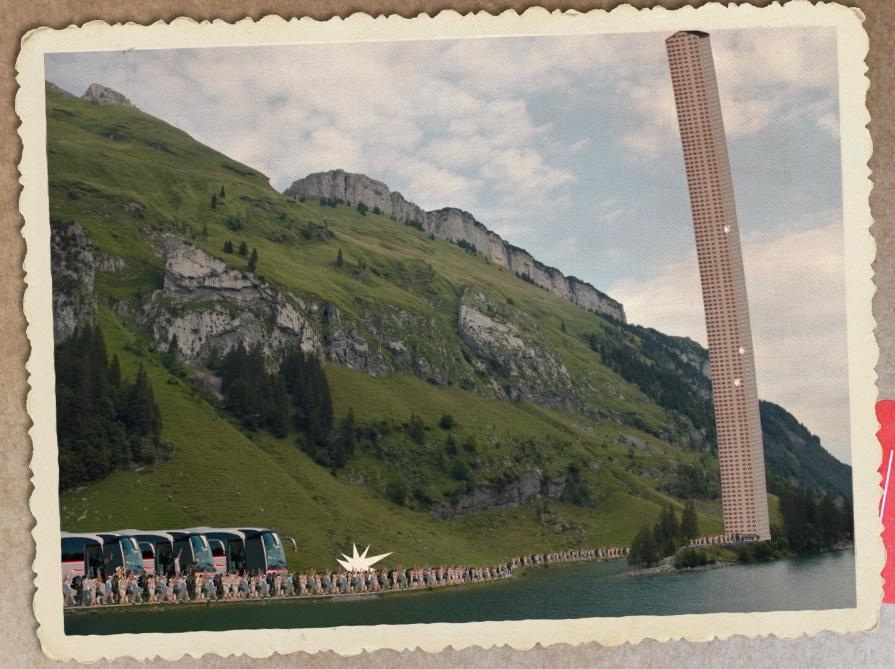 Schweizer Animationsstudio Stop Motion Touristen Schweiz