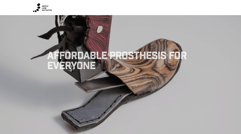 Startseite Simple Limb Initiative / Fußprothese