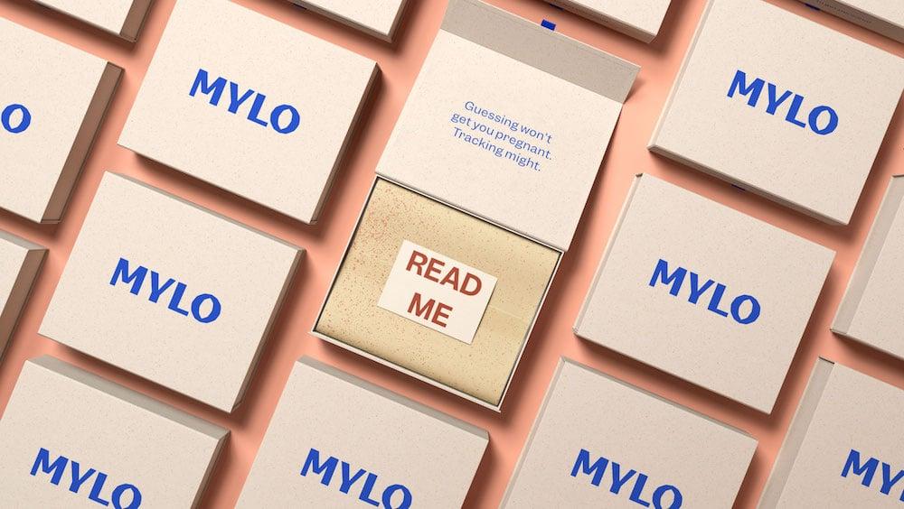Packaging für Mylo