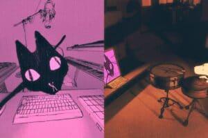 Animiertes Musikvideo 3D-Animation Blender Groove Armada