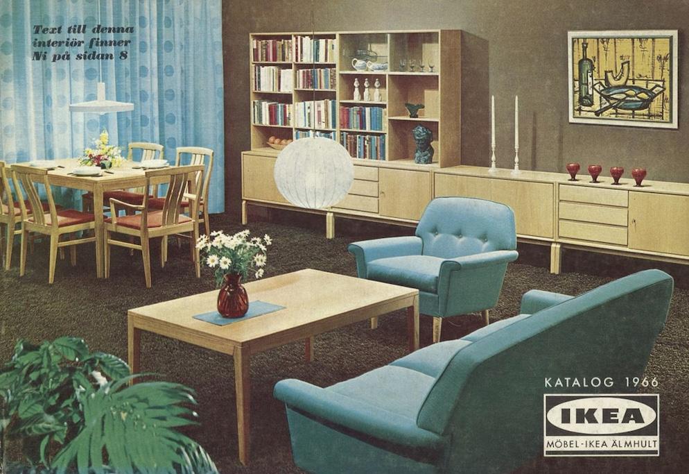 Zeitreise in die alten IKEA Kataloge › PAGE online