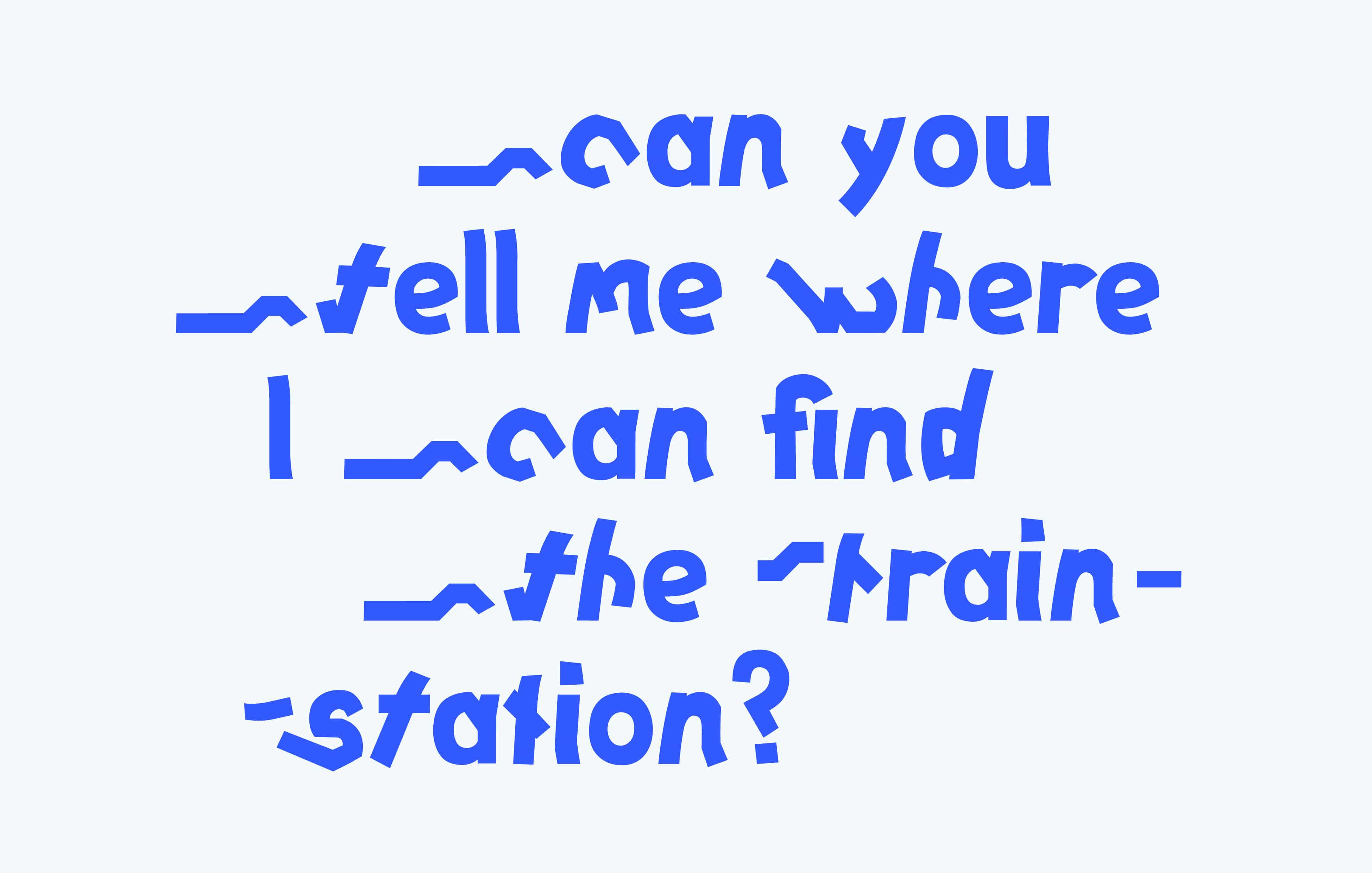 text: can you tell me where I can find the train station