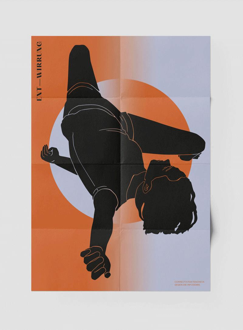 Entwirrung Plakatseite