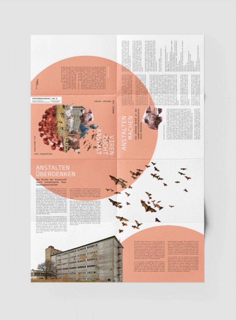 Virenzuchtanstalt Magazinseite