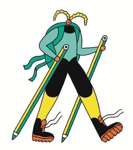 Comic-Festival Hamburger Illustratorin Ronja Fischer