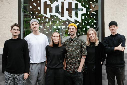 Teamorganisation bei bungalow kreativbüro