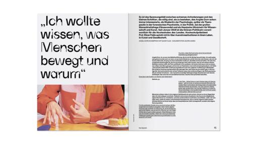 Branding mit Schrift: HfMDK
