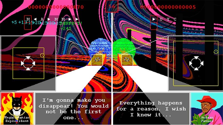 Game-Design Retrofuturismus