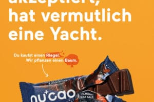 Kampagne Food-Start-up gegen Klimawandel
