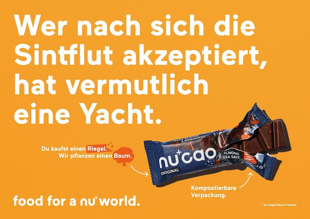 Kampagne Food-Start-up gegen Klimawandel