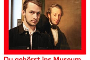 Kampagne Zürcher Museen Agentur Heads Corporate Branding