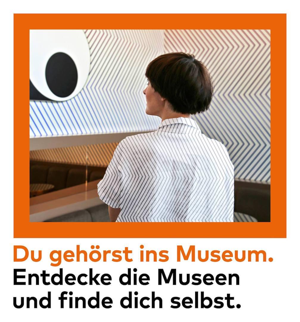 Social Media Kampagne Museum