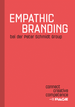 Produkt: Connect Booklet »Empathic Branding bei der Peter Schmidt Group«