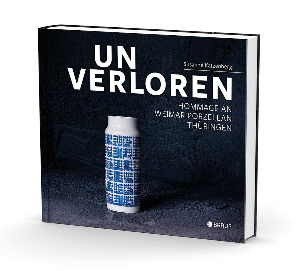 Susanne Katzenbergs Buch über Weimarer Porzellan