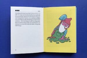 Buchillustrationen Klimaschutz-Tipps Till Lauer