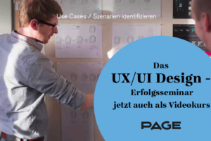 UX/UI-Design-Webinar als Videokurs