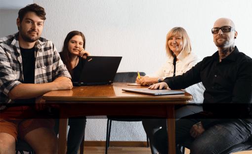 PAGEConnect Schweizerische Post Team Digitale Produktion