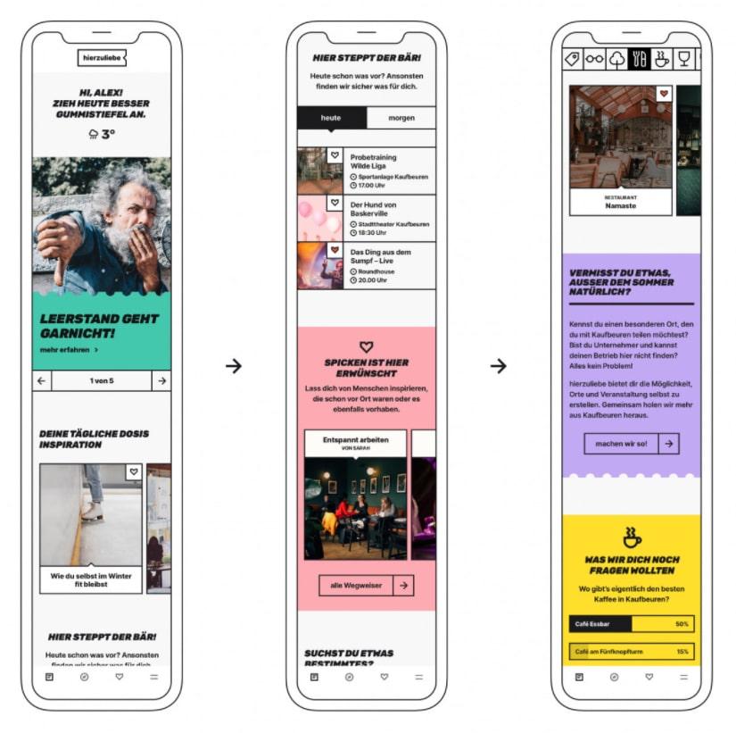 Interactive Design Masterarbeit Oliver Luxenhofer Award