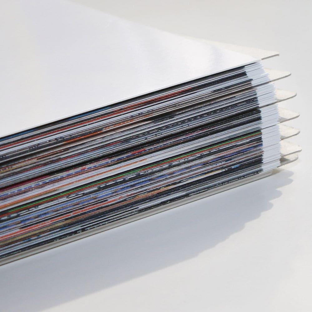 Buchdesign Katalog Stiftung Buchkunst