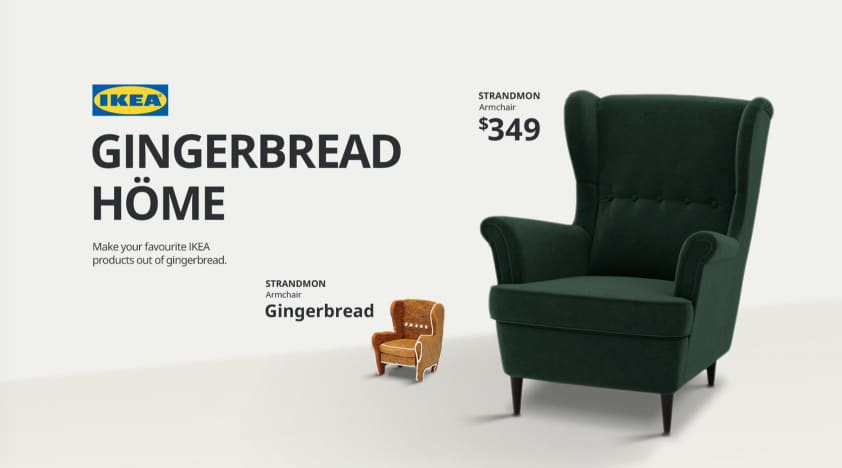 IKEA Lebkuchenmoebel selbst backen
