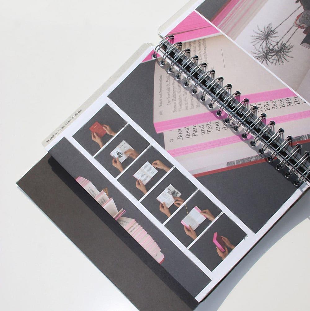 Buchdesign-Wettbewerb Katalog 2020