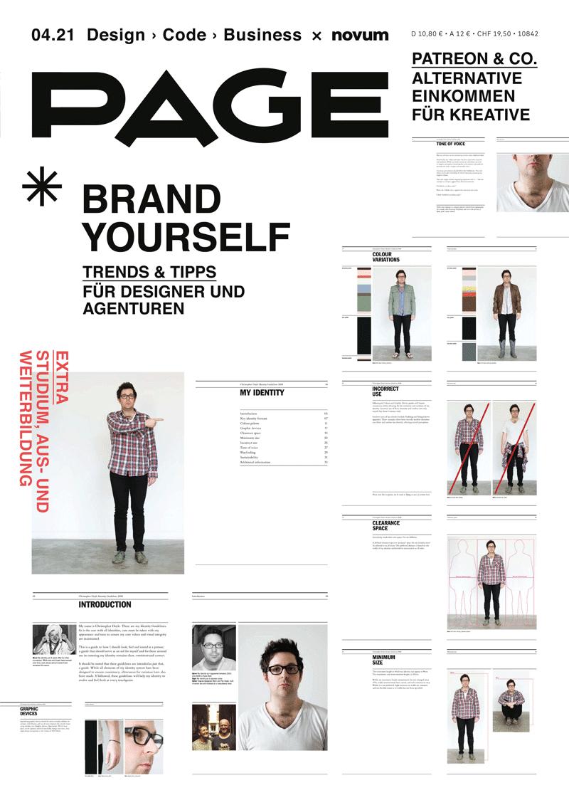 Produkt: PAGE 04.2021 Digital