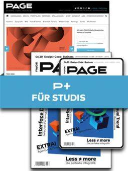 Produkt: PAGE+ für Studis