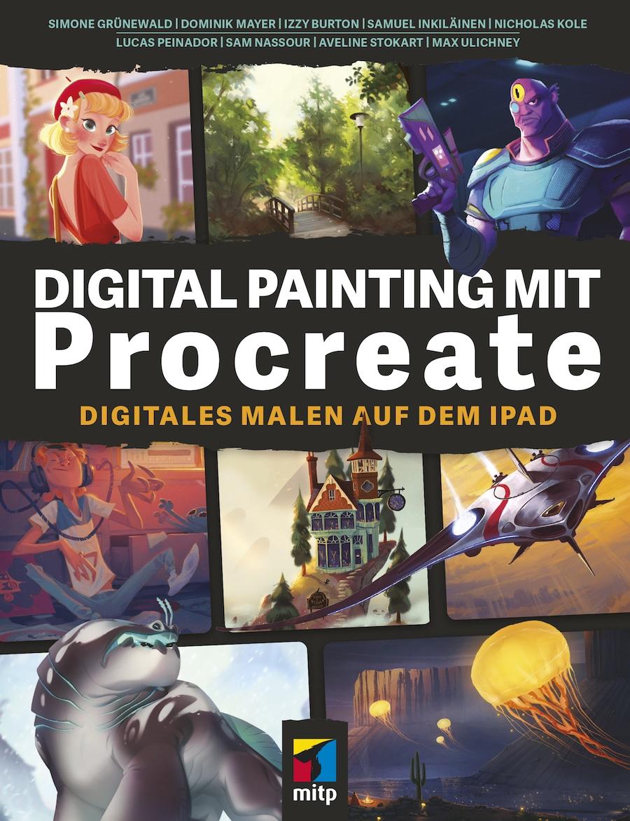 So geht digitales Malen mit Procreate Handbuch