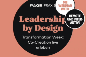 Webinar Week: Co-Creation