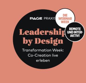 Webinar Week: Co-Creation