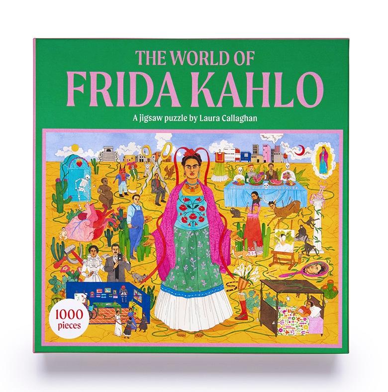 Frida-Kahlo-Puzzle