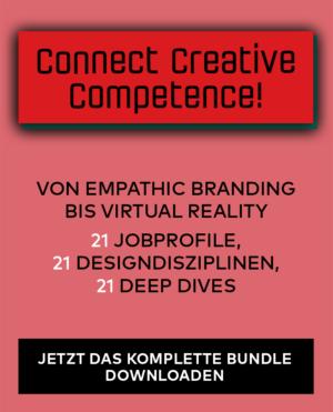 Jobprofile kreativer Berufe zum kostenlosen Download