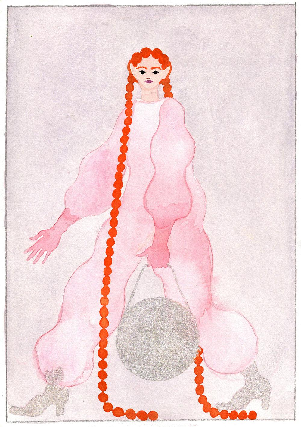 Illustration Malwine Stauss