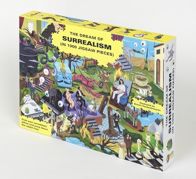 Surrealism 1000 Teile Puzzle