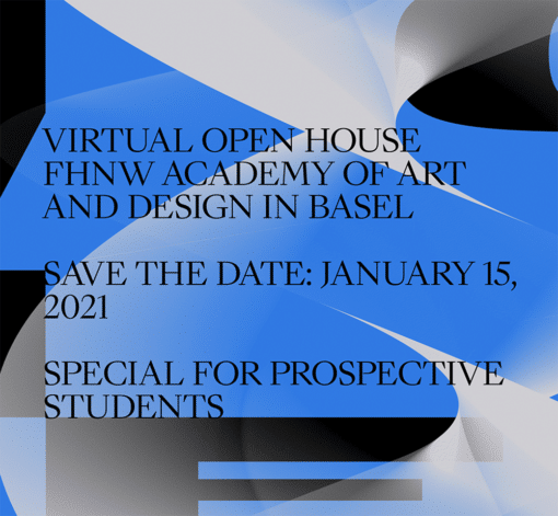 Virtual Open House an der FHNW Basel
