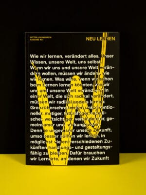 Witten Lab Magazin Cover