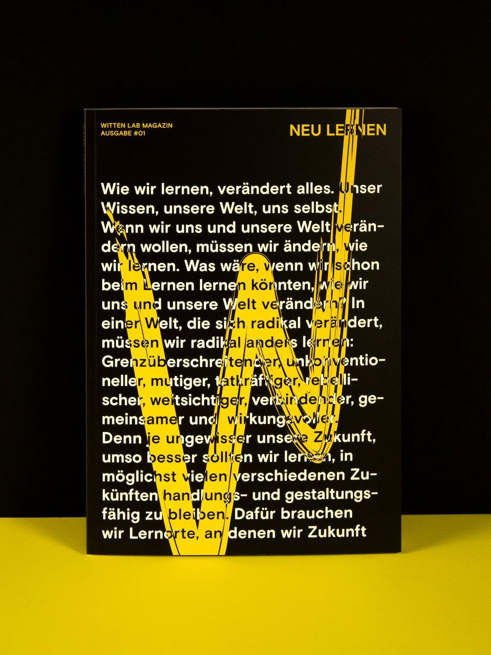Witten Lab Magazin Cover