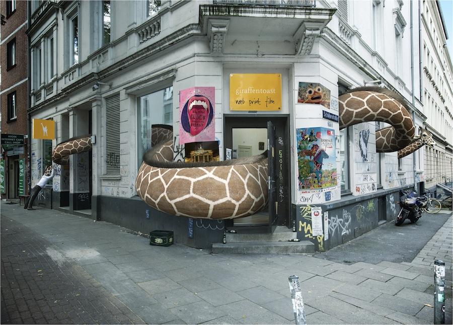 Designbüro Giraffentoast Hamburg