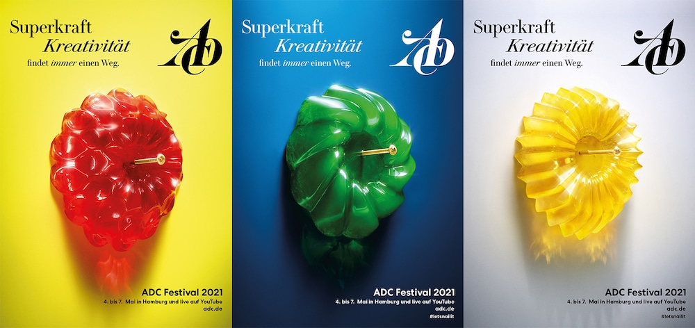 ADC Festival 2021 Kampagne