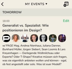 Clubhouse Session: Generalist oder Spezialist