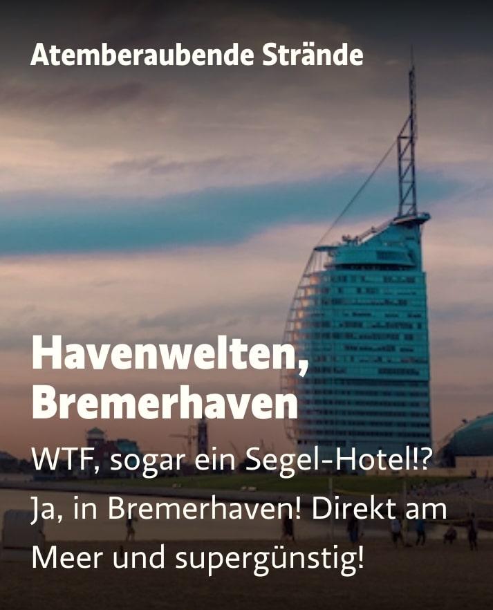 Influencer-Bewerbung Bremen