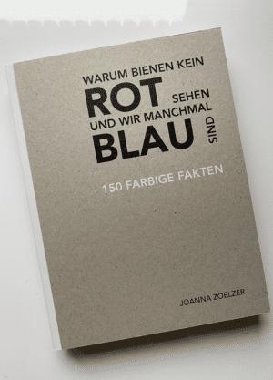 Nachwuchs: Buch über Farben